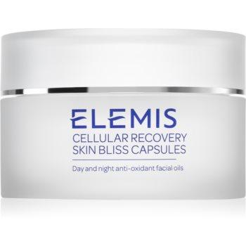 Elemis Advanced Skincare Cellular Recovery Skin Bliss Capsules Ulei facial antioxidant pentru zi și noapte în capsule notino poza