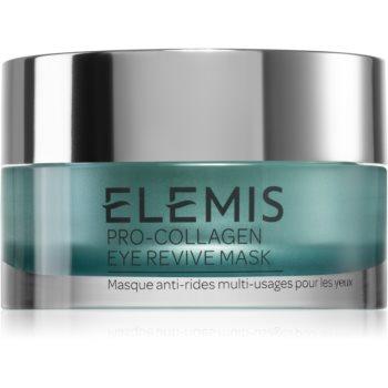Elemis Pro-Collagen Eye Revive Mask crema anti rid pentru ochi împotriva ridurilor și a cearcănelor întunecate notino poza