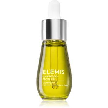 Elemis Superfood Facial Oil ulei hranitor pentru piele cu efect de hidratare notino poza