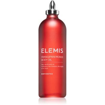 Elemis Body Exotics Frangipani Monoi Body Oil ulei pentru păr, unghii si corp imagine 2021 notino.ro