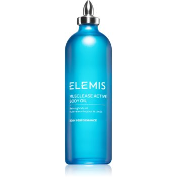 Elemis Body Performance Musclease Active Body Oil ulei de corp relaxant notino poza