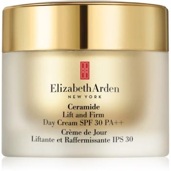 Elizabeth Arden Ceramide Plump Perfect Ultra Lift and Firm Moisture Cream cremă hidratantă cu efect lifting notino poza