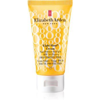 Elizabeth Arden Eight Hour Cream Sun Defense For Face crema de soare pentru fata SPF 50 imagine 2021 notino.ro