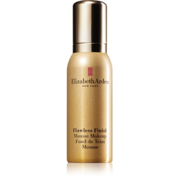 Elizabeth Arden Flawless Finish Mousse Makeup fond de ten sub forma de spuma notino.ro