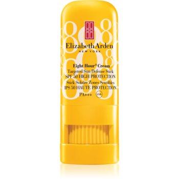 Elizabeth Arden Eight Hour Cream Targeted Sun Defence Stick Tratament local pentru protectie solara SPF 50 notino.ro