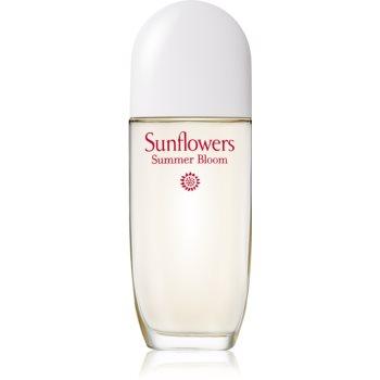 Elizabeth Arden Sunflowers Summer Bloom Eau de Toilette pentru femei