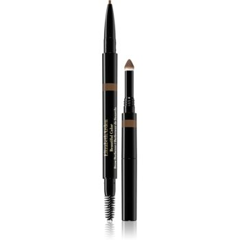 Elizabeth Arden Beautiful Color Brow Perfector creion pentru sprancene 3 in 1 notino.ro