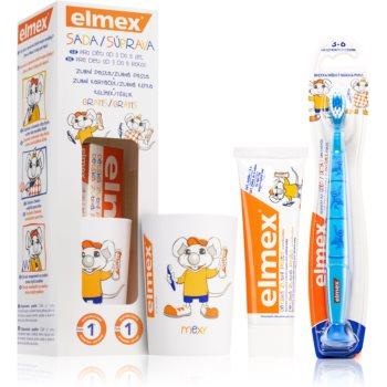 Elmex Kids 3-6 Years set pentru îngrijirea dentară pentru copii notino.ro