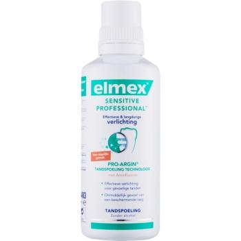 Elmex Sensitive Professional Pro-Argin apa de gura pentru dinti sensibili imagine 2021 notino.ro