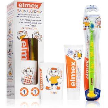 Elmex Kids 3-6 Years set pentru îngrijirea dentară (pentru copii) notino.ro