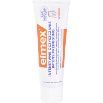 Elmex Intensive Cleaning pastă de dinți pentru dinti albi si frumosi imagine 2021 notino.ro