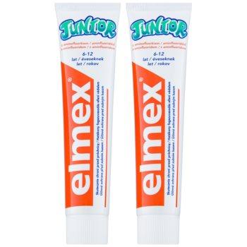 Elmex Junior 6-12 Years Pasta de dinti pentru copii. imagine 2021 notino.ro