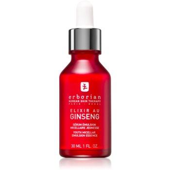 Erborian Ginseng Elixir emulsie micelară pentru intinerirea pielii notino poza