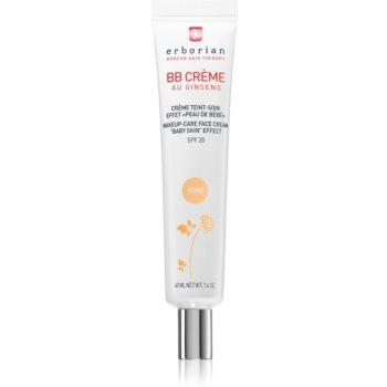 Erborian BB Cream lotiuni tonice pentru piele perfectă în căutarea SPF 20 big pack imagine 2021 notino.ro