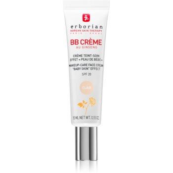 Erborian BB Cream lotiuni tonice pentru piele perfectă în căutarea SPF 20 pachet mic imagine 2021 notino.ro