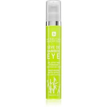 Erborian Bamboo gel de ochi hidratant cu efect matifiant notino.ro
