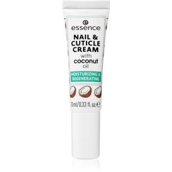 Essence Nail & Cuticle crema pentru unghii și cuticule imagine 2021 notino.ro
