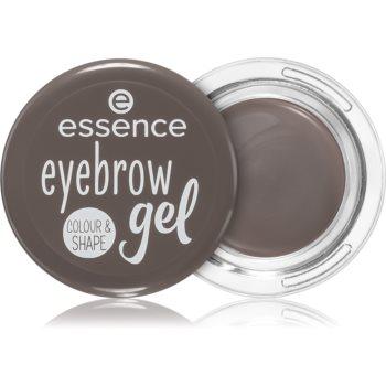 Essence Eyebrow Gel gel pentru sprancene imagine 2021 notino.ro
