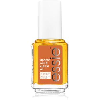 Essie Apricot Nail & Cuticle Oil ulei hranitor pentru unghii imagine 2021 notino.ro