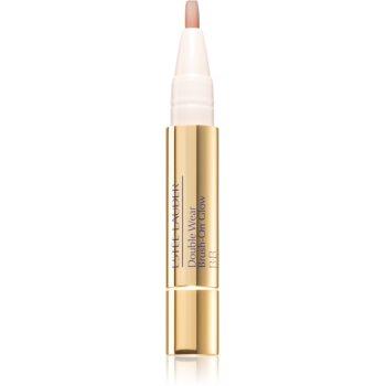 Estée Lauder Double Wear Brush-On Glow BB rozjasňovač se štětečkem odstín 2C Light Medium 2.2 ml