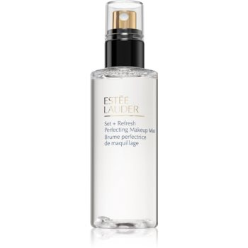 Estée Lauder Set+Refresh Perfecting Makeup Mist Spray facial pentru fixare machiajului imagine 2021 notino.ro