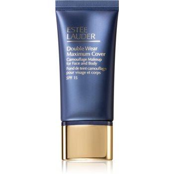 Estée Lauder Double Wear Maximum Cover acoperire make-up pentru fata si corp imagine 2021 notino.ro