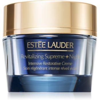 Estée Lauder Revitalizing Supreme + Night Crema de noapte intensiva pentru revitalizarea pielii notino.ro