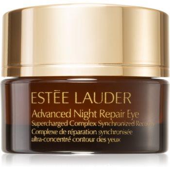 Estée Lauder Advanced Night Repair Eye Supercharged Complex crema de ochi regeneratoare impotriva ridurilor si a punctelor negre notino.ro