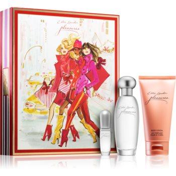 Estée Lauder Pleasures Pleasures parfémovaná voda pro ženy 50 ml + Pleasures parfémovaná voda pro ženy 4 ml + Pleasures tělový krém 75 ml