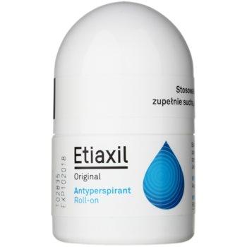 Etiaxil Original antiperspirant roll-on cu efect de 3-5 zile pentru toate tipurile de piele imagine 2021 notino.ro