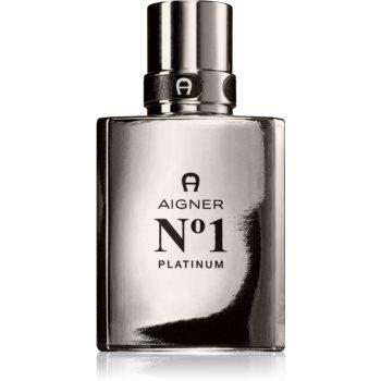 Etienne Aigner No.1 Platinum Eau de Toilette pentru bărbați