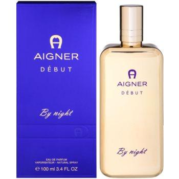 Etienne Aigner Debut by Night Eau de Parfum pentru femei