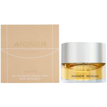 Etienne Aigner In Leather Woman Eau de Toilette pentru femei