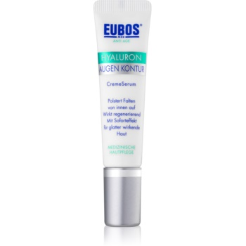 Eubos Hyaluron ser crema zona ochilor imagine 2021 notino.ro