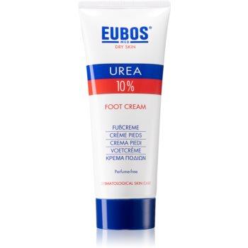 Eubos Dry Skin Urea 10% crema Intensiv Regeneratoare pentru picioare imagine 2021 notino.ro