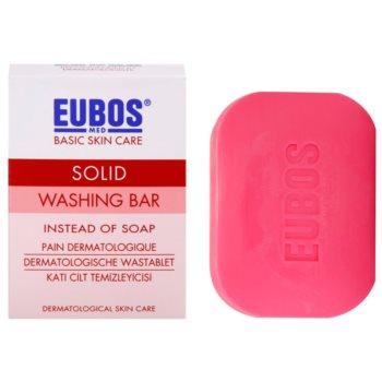 Eubos Basic Skin Care Red syndet pentru ten mixt imagine 2021 notino.ro