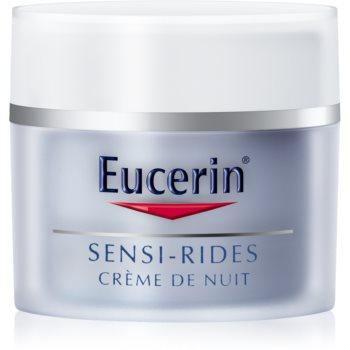 Eucerin Sensi-Rides crema de noapte antirid notino.ro