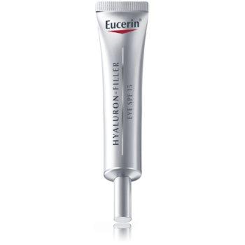 Eucerin Hyaluron-Filler oční krém proti hlubokým vráskám SPF 15 15 ml