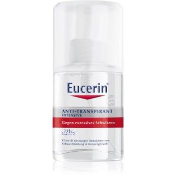 Eucerin Deo spray anti-perspirant impotriva transpiratiei excesive imagine 2021 notino.ro