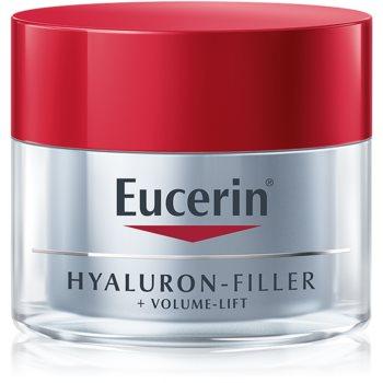 Eucerin Hyaluron-Filler +Volume-Lift crema de noapte cu efect lifting notino.ro