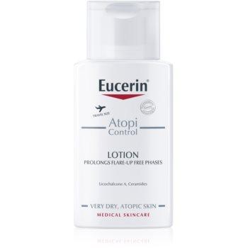 Eucerin AtopiControl lapte de corp pentru piele uscata, actionand impotriva senzatiei de mancarime imagine 2021 notino.ro