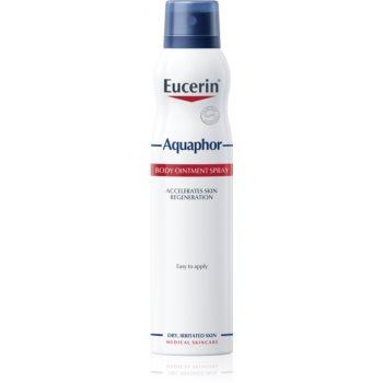 Eucerin Aquaphor spray pentru corp pentru ten uscat si iritat imagine 2021 notino.ro