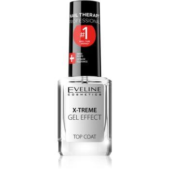 Eveline Cosmetics Nail Therapy lac de acoperire pentru stralucire image0