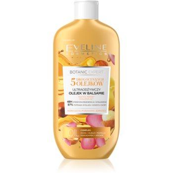 Eveline Cosmetics Botanic Expert lotiune de corp hranitoare pentru piele uscata imagine 2021 notino.ro
