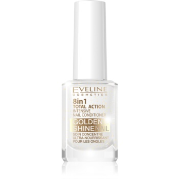 Eveline Cosmetics Nail Therapy Professional balsam pentru unghii 8 in 1 imagine 2021 notino.ro