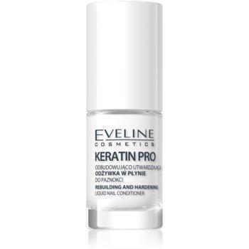 Eveline Cosmetics Nail Therapy Professional fermitate pentru unghii imagine 2021 notino.ro