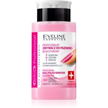 Eveline Cosmetics Professional dizolvant pentru oja fara acetona imagine 2021 notino.ro