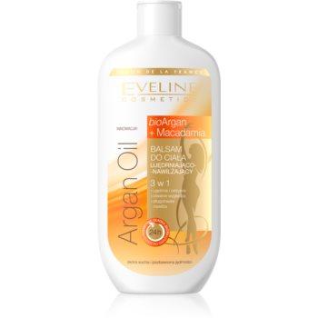 Eveline Cosmetics Argan Oil Lotiune de corp hidratanta pentru fermitate imagine 2021 notino.ro