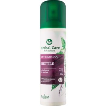 Farmona Herbal Care Nettle șampon uscat pentru par gras imagine 2021 notino.ro