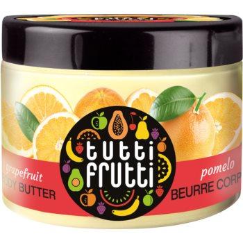 Farmona Tutti Frutti Grapefruit Unt de corp catifelat imagine 2021 notino.ro